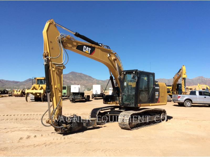 CATERPILLAR EXCAVADORAS DE CADENAS 316EL HMR equipment  photo 1