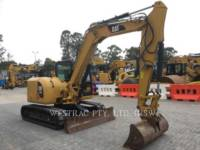 CATERPILLAR ESCAVATORI CINGOLATI 308E2CRSB equipment  photo 2