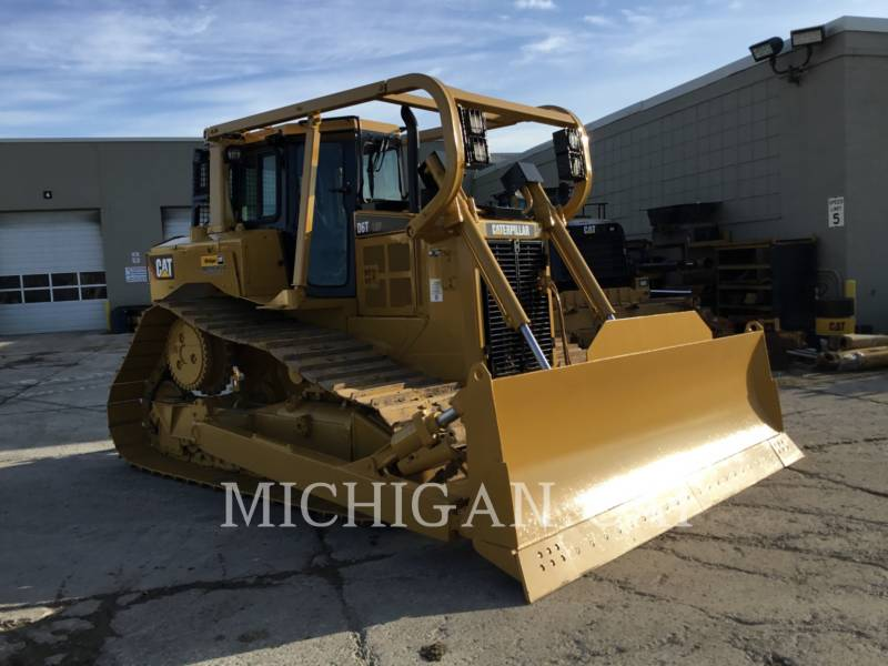 CATERPILLAR TRACK TYPE TRACTORS D6TL C equipment  photo 4