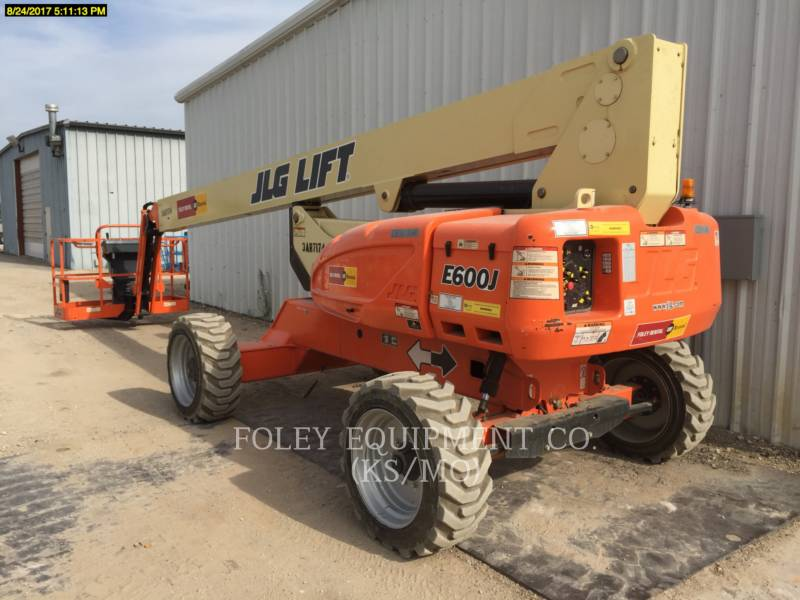 JLG INDUSTRIES, INC. リフト - ブーム E600J equipment  photo 3