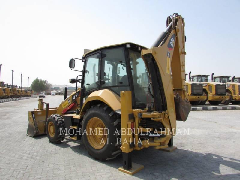 CATERPILLAR BAGGERLADER 422F2STLRC equipment  photo 3