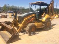 CATERPILLAR RETROEXCAVADORAS CARGADORAS 420E 4X4 equipment  photo 1