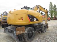 CATERPILLAR PELLES SUR PNEUS M313D equipment  photo 5