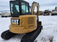 CATERPILLAR TRACK EXCAVATORS 305.5E2CR equipment  photo 6