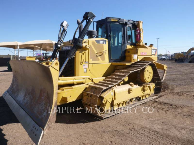 CATERPILLAR TRACK TYPE TRACTORS D6T PAT equipment  photo 4