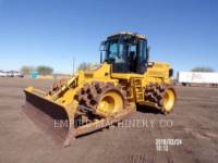 CATERPILLAR コンパクタ 815F equipment  photo 17