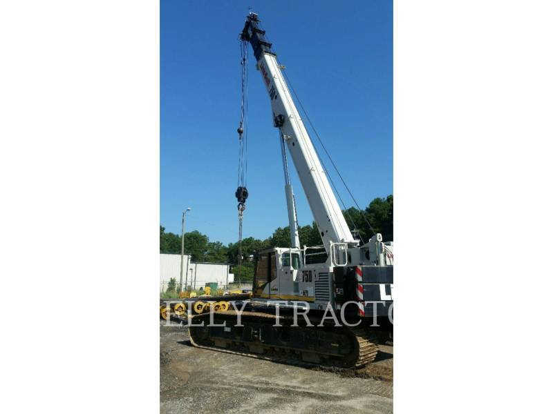 LINK-BELT CONST. GUINDASTES TCC-750 equipment  photo 1