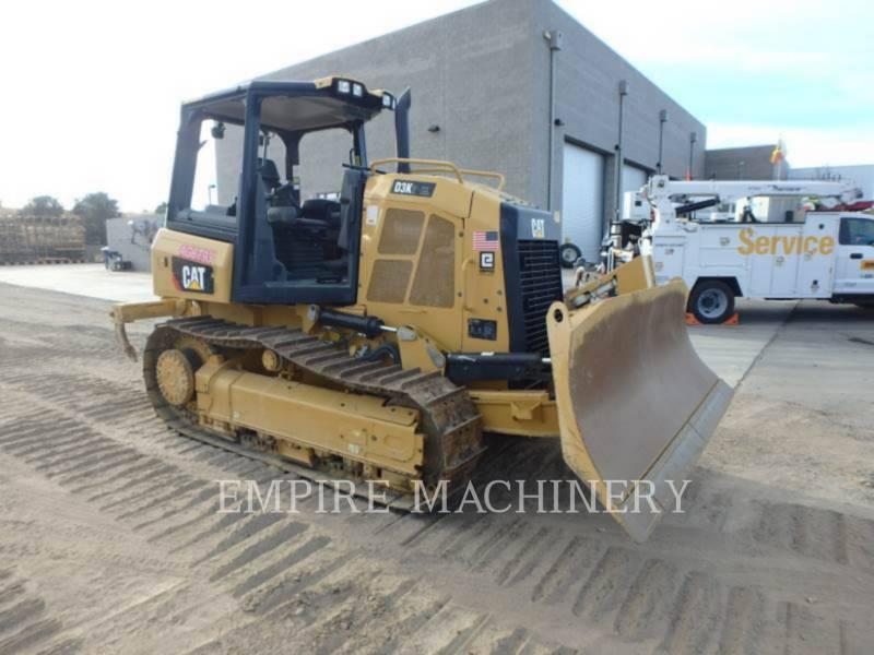 CATERPILLAR TRACTORES DE CADENAS D3K2XL equipment  photo 1