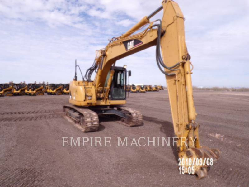CATERPILLAR EXCAVADORAS DE CADENAS 314C LCR equipment  photo 7