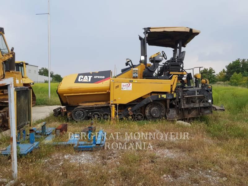 CATERPILLAR ROZŚCIELACZE DO ASFALTU AP-655D equipment  photo 4