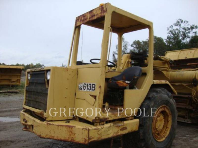 CATERPILLAR WHEEL TRACTOR SCRAPERS 613B equipment  photo 8