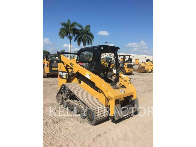 CATERPILLAR DELTALADER 297D equipment  photo 9