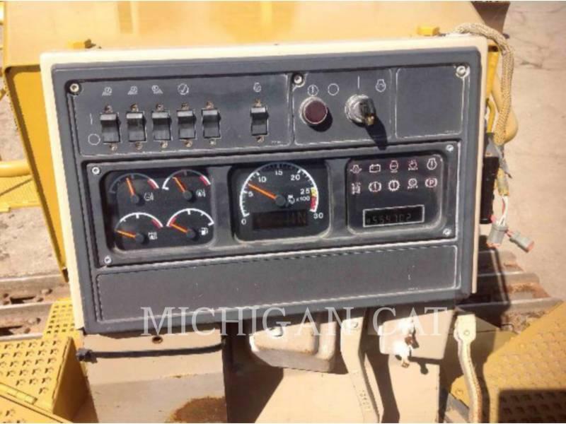 CATERPILLAR TRACK TYPE TRACTORS D10R equipment  photo 14