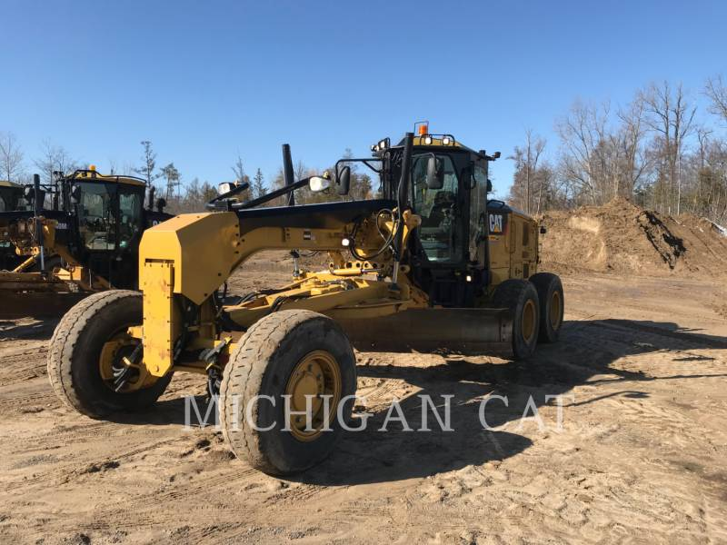 CATERPILLAR MOTORGRADER 140M2AWD equipment  photo 2