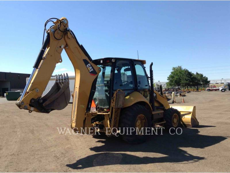 CATERPILLAR BACKHOE LOADERS 430F 4WDE equipment  photo 3