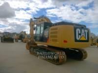CATERPILLAR KETTEN-HYDRAULIKBAGGER 330FLN equipment  photo 3