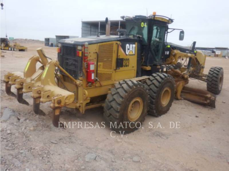 CATERPILLAR MOTOR GRADERS 16M equipment  photo 6