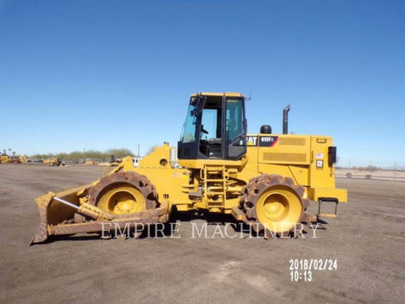 CATERPILLAR COMPACTORS 815FII equipment  photo 18