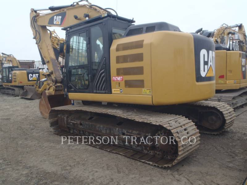 CATERPILLAR ESCAVATORI CINGOLATI 320ELRR equipment  photo 3