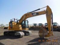 CATERPILLAR KETTEN-HYDRAULIKBAGGER 325F LCR equipment  photo 1