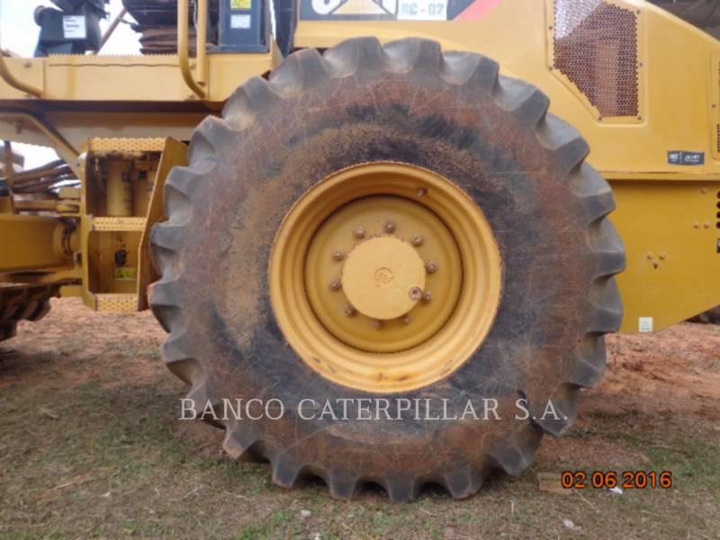 CATERPILLAR SOPORTE DE TAMBOR ÚNICO VIBRATORIO CP56 equipment  photo 7