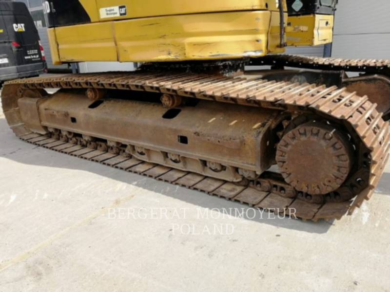 CATERPILLAR ESCAVATORI CINGOLATI 321DLCR equipment  photo 7