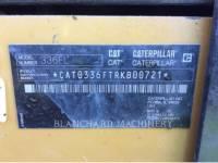 CATERPILLAR KETTEN-HYDRAULIKBAGGER 336F equipment  photo 12