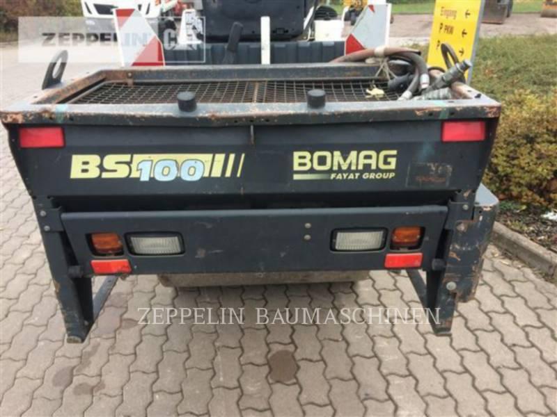 BOMAG COMPACTEURS BW100AD4 equipment  photo 11