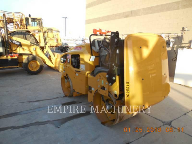 CATERPILLAR COMPATTATORE PER ASFALTO A DOPPIO TAMBURO VIBRANTE CB22B equipment  photo 3