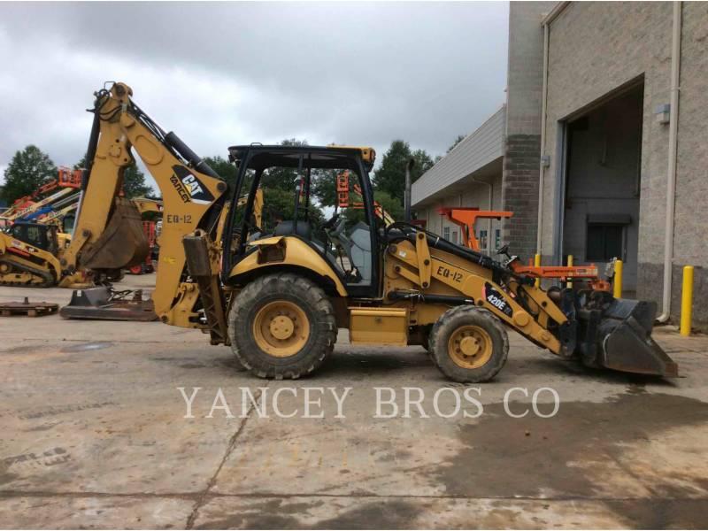 CATERPILLAR BACKHOE LOADERS 420E IT4E equipment  photo 9