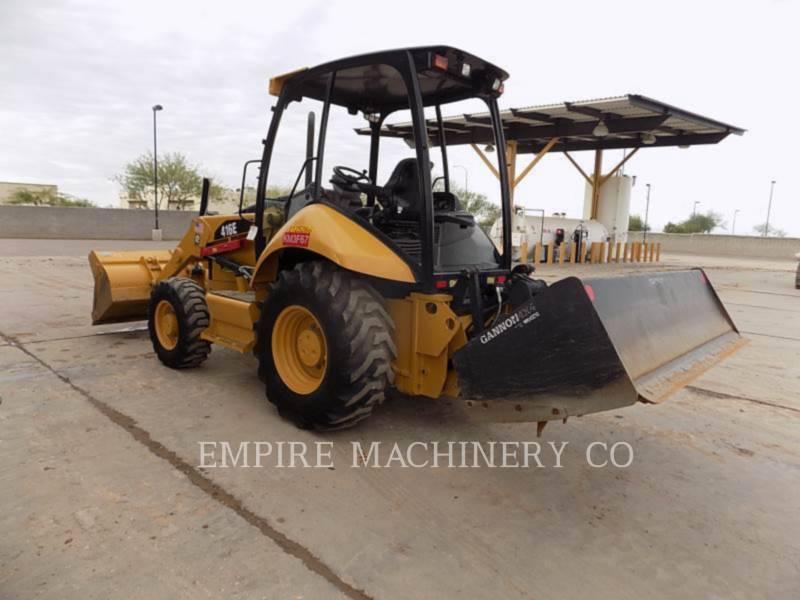 CATERPILLAR 産業用ローダ 416E IL equipment  photo 3