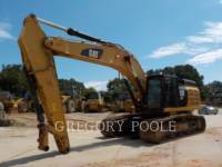 Equipment photo CATERPILLAR 349F L TRACK EXCAVATORS 1