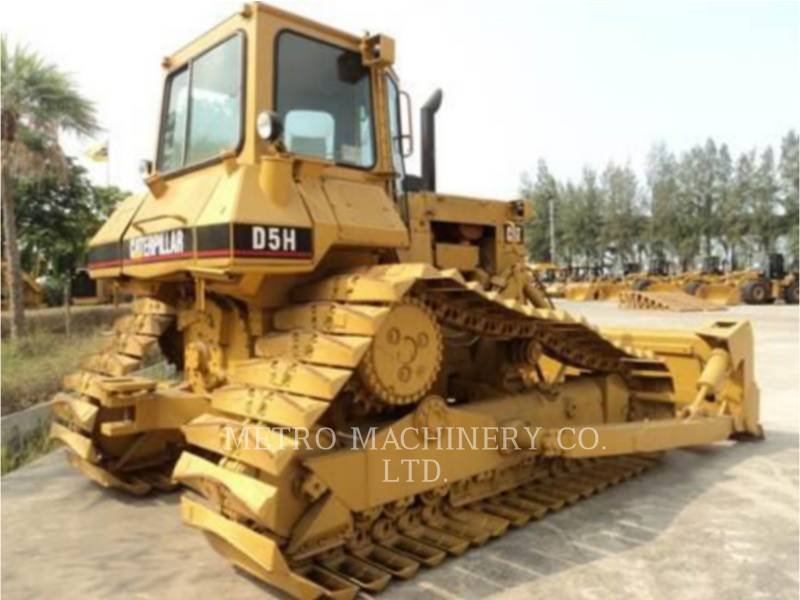 CATERPILLAR TRACTORES DE CADENAS D5HLGP equipment  photo 5