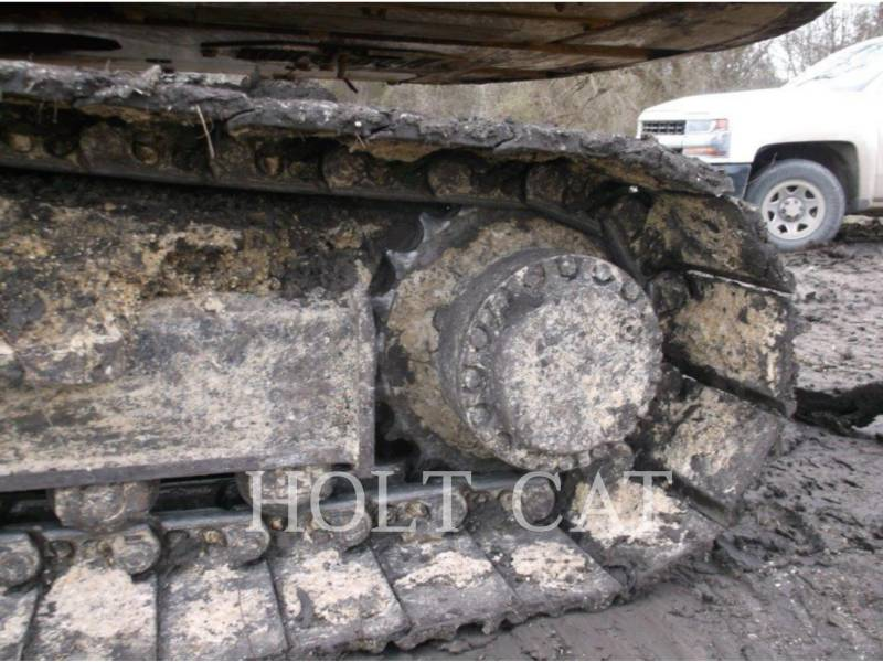 CATERPILLAR EXCAVADORAS DE CADENAS 325DL equipment  photo 12