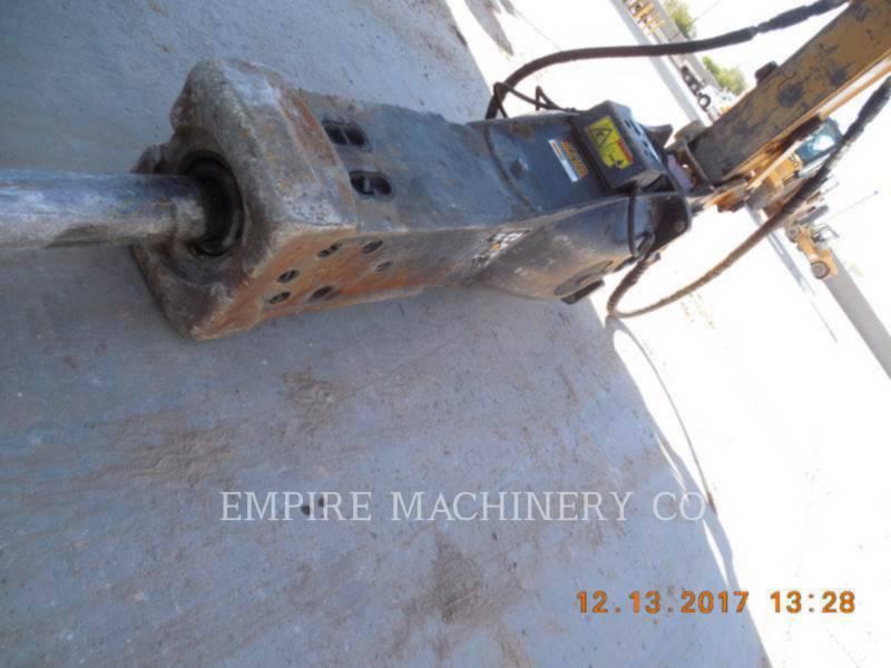 CATERPILLAR WT - ハンマー H115ES equipment  photo 4