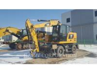 Equipment photo CATERPILLAR M314F WHEEL EXCAVATORS 1