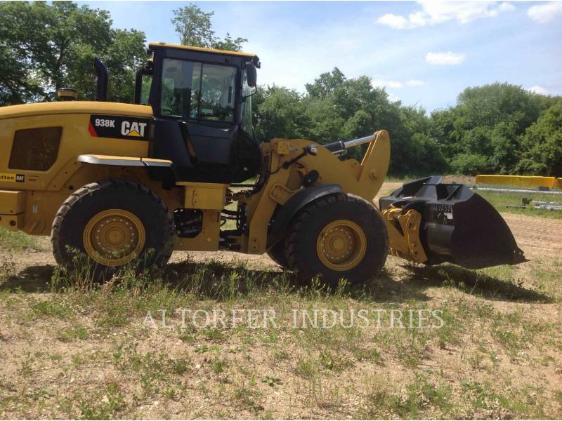 CATERPILLAR RADLADER/INDUSTRIE-RADLADER 938K equipment  photo 4