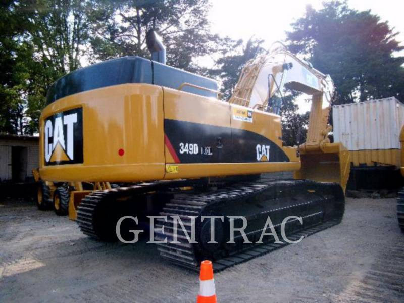 CATERPILLAR EXCAVADORAS DE CADENAS 349DL equipment  photo 7
