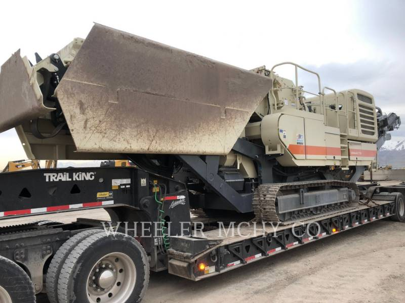 METSO TRITURADORAS LT1110 equipment  photo 6