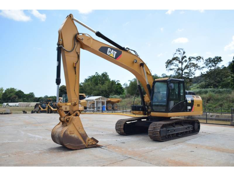 CATERPILLAR トラック油圧ショベル 320 D 2 GC equipment  photo 1