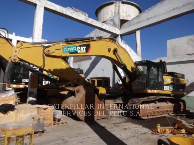 CATERPILLAR EXCAVADORAS DE CADENAS 349DL equipment  photo 2
