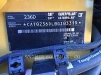 CATERPILLAR MINICARGADORAS 236D equipment  photo 5