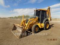 Equipment photo JOHN DEERE 410G RETROESCAVADEIRAS 1
