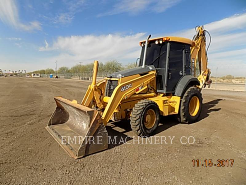 JOHN DEERE BAGGERLADER 410G equipment  photo 1