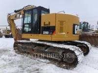 CATERPILLAR PELLES SUR CHAINES 328DL HMR equipment  photo 2