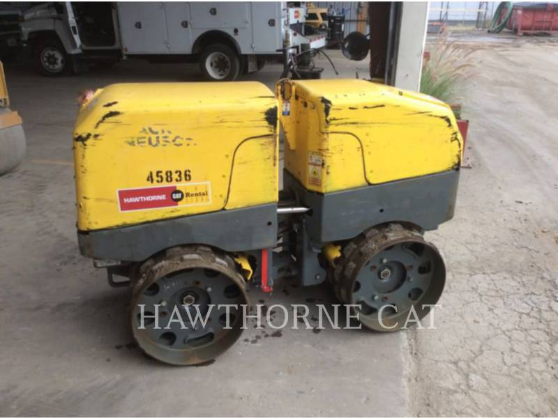 WACKER CORPORATION COMPACTADORES RT82-SC X equipment  photo 5