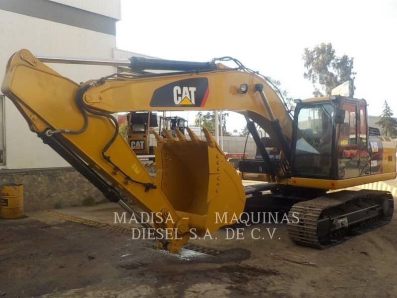 CATERPILLAR EXCAVADORAS DE CADENAS 320D equipment  photo 1