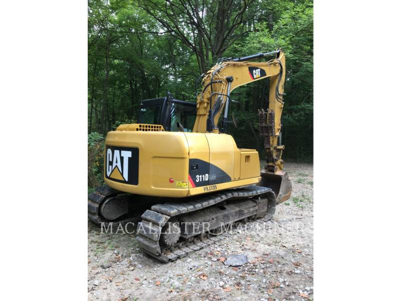 CATERPILLAR TRACK EXCAVATORS 311DLRR equipment  photo 3