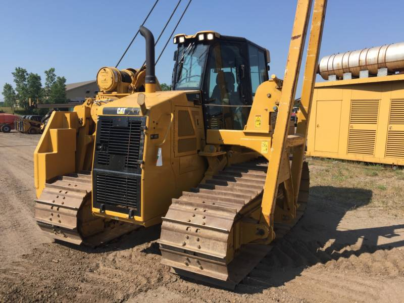 CATERPILLAR ASSENTADORES DE TUBOS PL61 equipment  photo 2