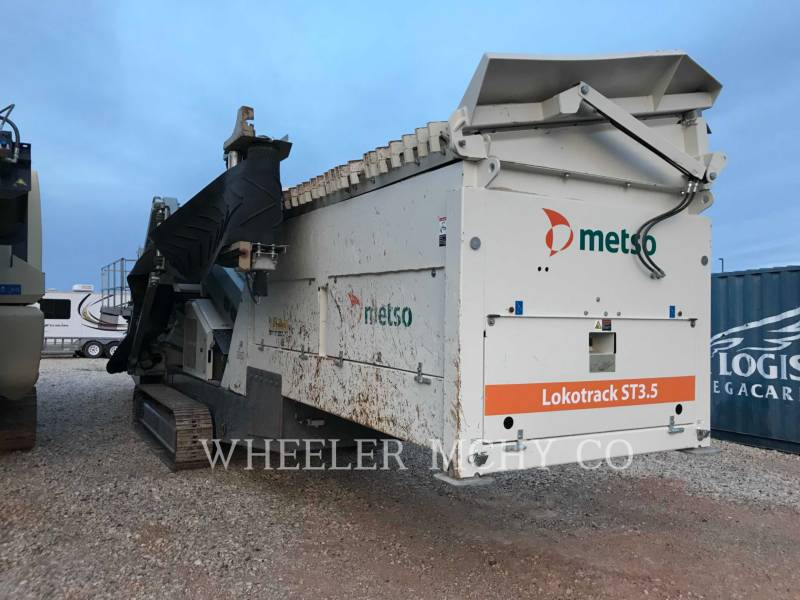 METSO SITE ST3.5 SCRN equipment  photo 6